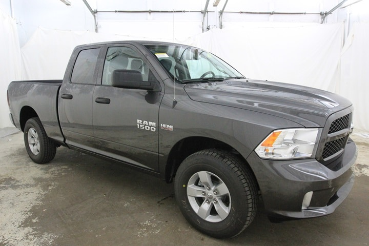 2018 Ram 1500 Quad Cab 4x4 Pickup #JS176310 - photo 3