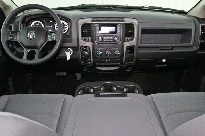 2018 Ram 1500 Quad Cab 4x4 Pickup #JS176310 - photo 27