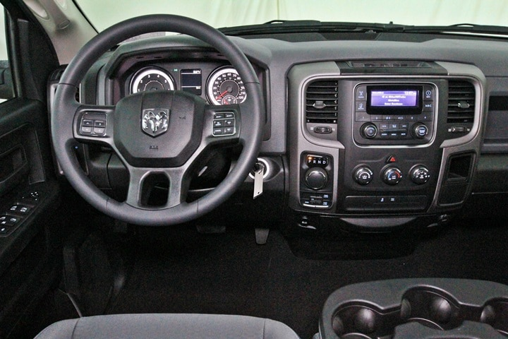 2018 Ram 1500 Quad Cab 4x4 Pickup #JS176310 - photo 28