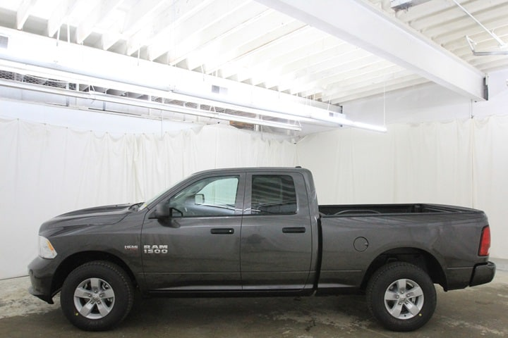 2018 Ram 1500 Quad Cab 4x4 Pickup #JS176310 - photo 8