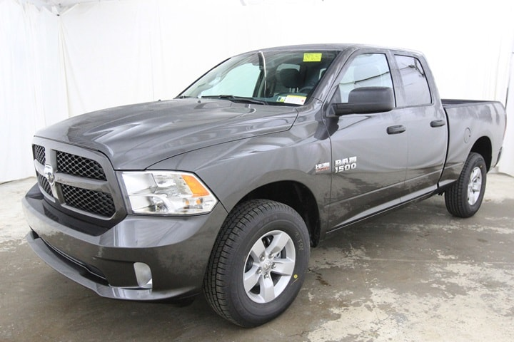 2018 Ram 1500 Quad Cab 4x4 Pickup #JS176310 - photo 9