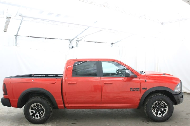 2018 Ram 1500 Crew Cab 4x4 Pickup #JS180676 - photo 4