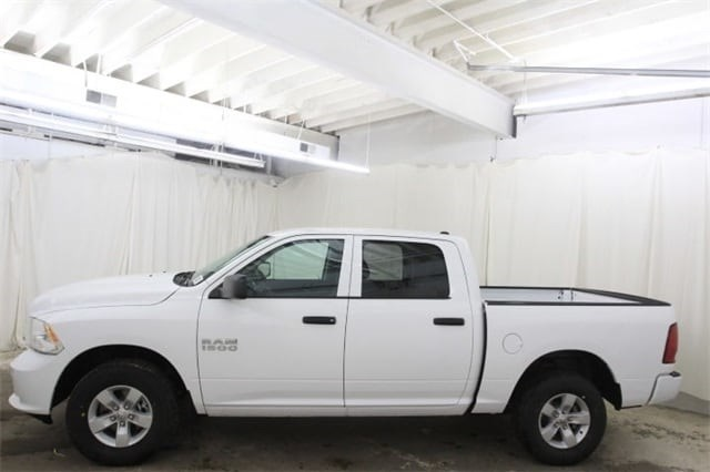 2018 Ram 1500 Crew Cab 4x4,  Pickup #JS258437 - photo 8