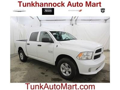 2018 Ram 1500 Crew Cab 4x4,  Pickup #JS258437 - photo 1