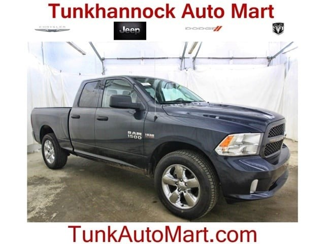 2018 Ram 1500 Quad Cab 4x4,  Pickup #JS310361 - photo 1