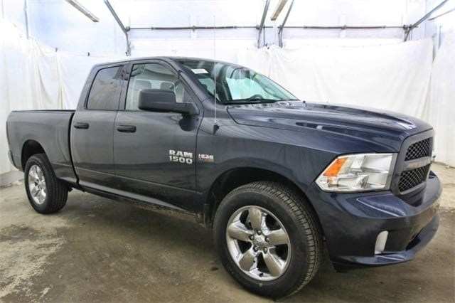 2018 Ram 1500 Quad Cab 4x4,  Pickup #JS310361 - photo 3