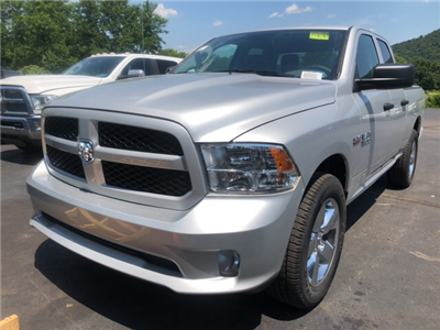 2018 Ram 1500 Quad Cab 4x4,  Pickup #JS310364 - photo 2