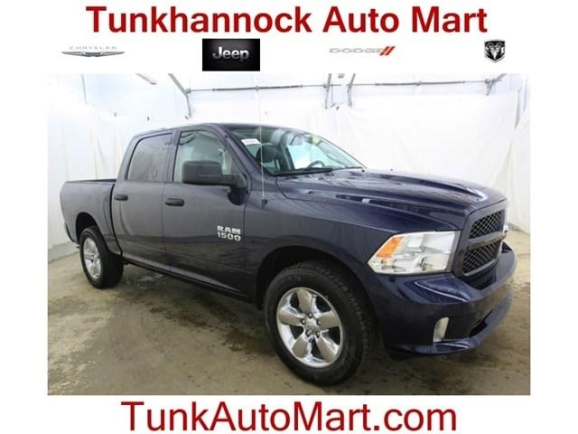 2018 Ram 1500 Crew Cab 4x4,  Pickup #JS323402 - photo 1