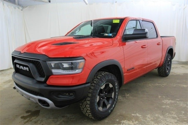 2019 Ram 1500 Crew Cab 4x4,  Pickup #KN554982 - photo 9