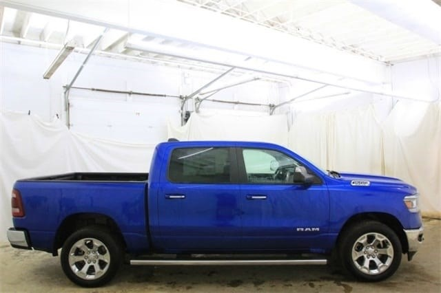 2019 Ram 1500 Crew Cab 4x4,  Pickup #KN619336 - photo 4