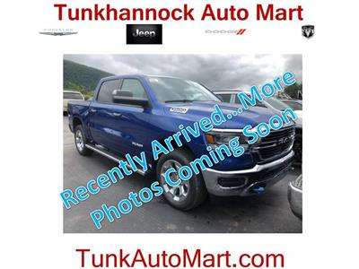 2019 Ram 1500 Crew Cab 4x4,  Pickup #KN619336 - photo 1