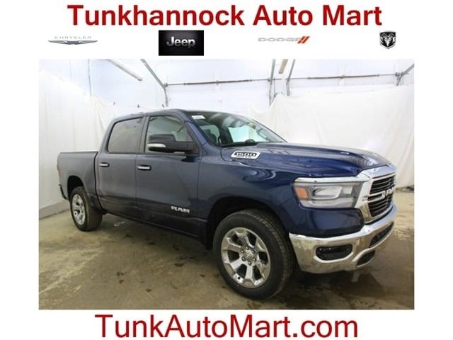 2019 Ram 1500 Crew Cab 4x4,  Pickup #KN644438 - photo 1
