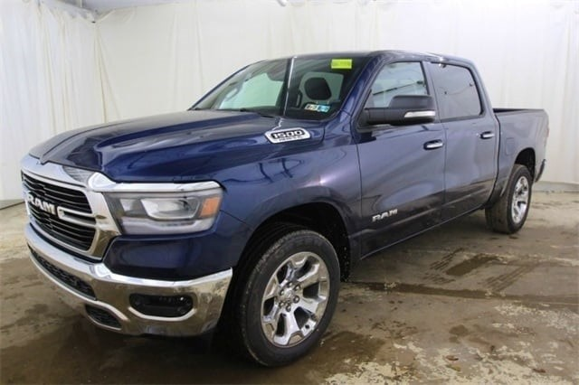2019 Ram 1500 Crew Cab 4x4,  Pickup #KN644438 - photo 9