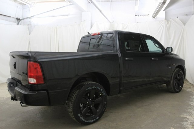 2019 Ram 1500 Crew Cab 4x4,  Pickup #KS559513 - photo 2