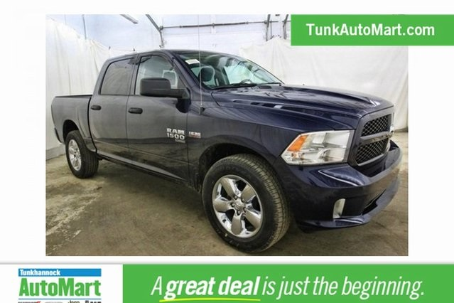2019 Ram 1500 Crew Cab 4x4,  Pickup #KS569047 - photo 1