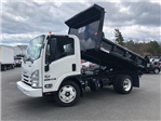 2018 NPR-HD Regular Cab,  Rugby Eliminator LP Steel Dump Body #218I003 - photo 1