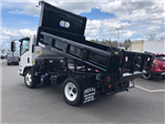 2018 NPR-HD Regular Cab,  Rugby Eliminator LP Steel Dump Body #218I003 - photo 2