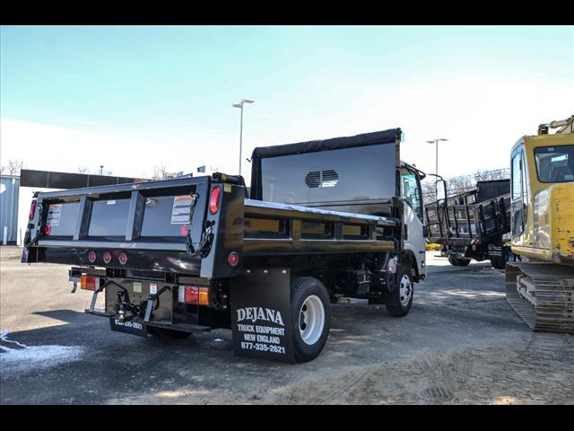 2018 NPR-HD Regular Cab,  Rugby Eliminator LP Steel Dump Body #218I066 - photo 6