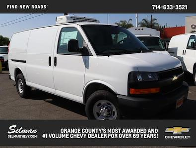 2018 Chevrolet Express 3500 RWD, Thermo King Direct-Drive Refrigerated Body #181455 - photo 1