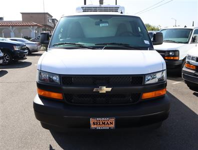 2018 Chevrolet Express 3500 RWD, Thermo King Direct-Drive Refrigerated Body #181455 - photo 13