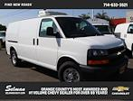 2018 Chevrolet Express 3500 4x2, Thermo King Direct-Drive Refrigerated Body #181455 - photo 1