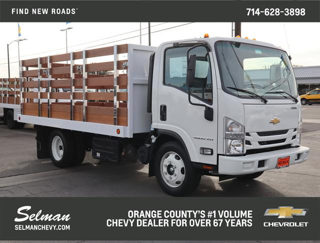 2020 LCF 4500XD Regular Cab 4x2, Royal Stake Bed #200000 - photo 1