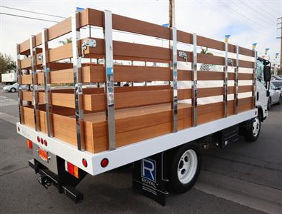 2020 LCF 4500XD Regular Cab 4x2, Royal Stake Bed #200000 - photo 2