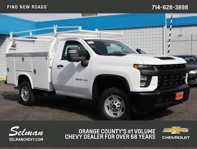 2020 Silverado 2500 Regular Cab 4x2, Royal Service Body #200787 - photo 1