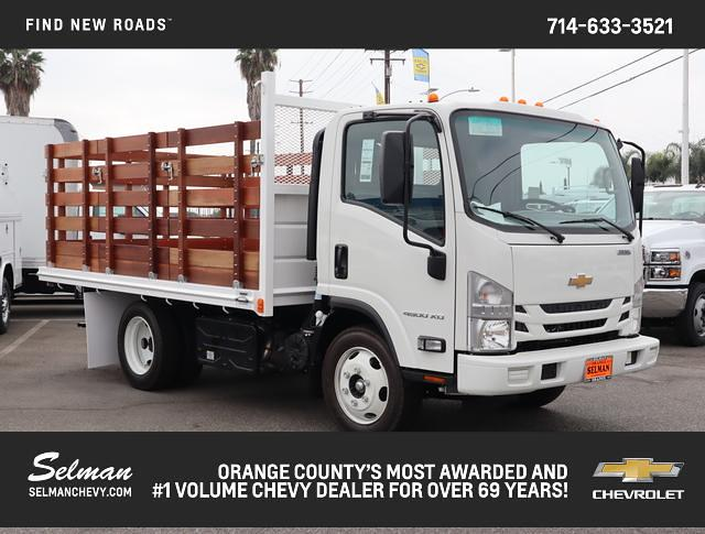 2021 Chevrolet LCF 4500XD Regular Cab DRW 4x2, Stake Bed #210006 - photo 1