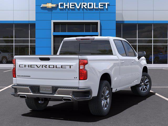2021 Chevrolet Silverado 1500 Crew Cab 4x4, Pickup #4E10308 - photo 1