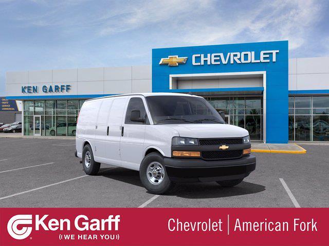 2021 Chevrolet Express 2500 4x2, Empty Cargo Van #4E10321 - photo 1