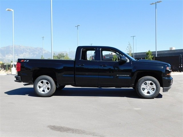 2018 Silverado 1500 Double Cab 4x4,  Pickup #4E80533 - photo 3