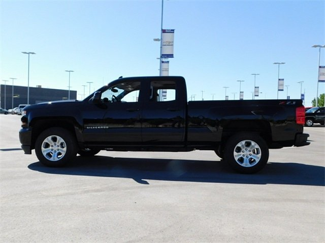 2018 Silverado 1500 Double Cab 4x4,  Pickup #4E80533 - photo 6