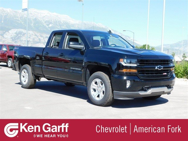 2018 Silverado 1500 Double Cab 4x4,  Pickup #4E80533 - photo 1