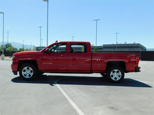 2018 Silverado 1500 Crew Cab 4x4,  Pickup #4E80569 - photo 6