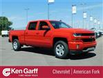 2018 Silverado 1500 Crew Cab 4x4,  Pickup #4E80569 - photo 1