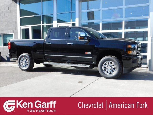 2019 Silverado 3500 Crew Cab 4x4,  Pickup #4E90082 - photo 1