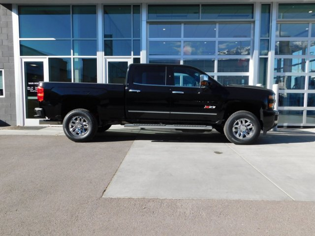 2019 Silverado 3500 Crew Cab 4x4,  Pickup #4E90082 - photo 3
