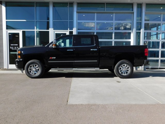2019 Silverado 3500 Crew Cab 4x4,  Pickup #4E90082 - photo 6