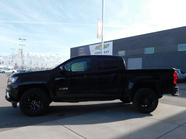 2019 Colorado Crew Cab 4x4,  Pickup #4E90108 - photo 6