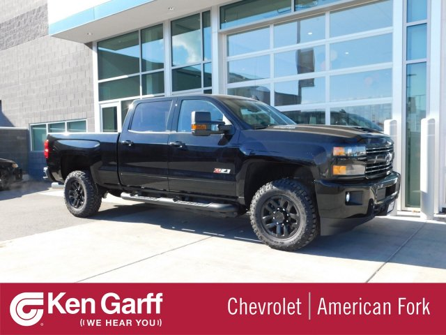 2019 Silverado 2500 Crew Cab 4x4,  Pickup #4E90109 - photo 1