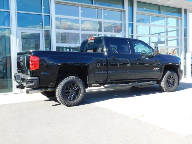 2019 Silverado 2500 Crew Cab 4x4,  Pickup #4E90109 - photo 2