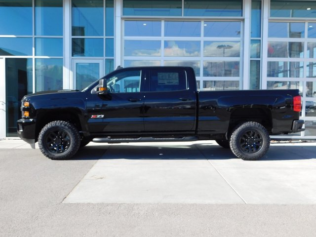 2019 Silverado 2500 Crew Cab 4x4,  Pickup #4E90109 - photo 6