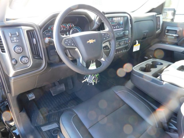 2019 Silverado 2500 Crew Cab 4x4,  Pickup #4E90109 - photo 7