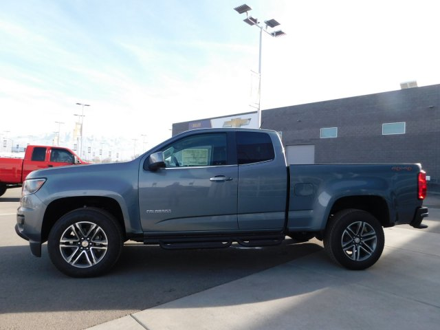 2019 Colorado Extended Cab 4x4,  Pickup #4E90118 - photo 6