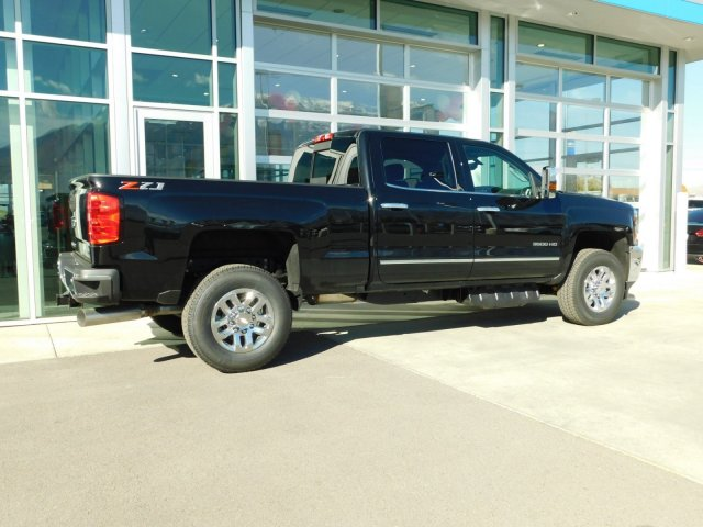 2019 Silverado 3500 Crew Cab 4x4,  Pickup #4E90137 - photo 2