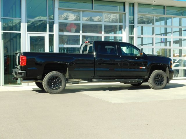 2019 Silverado 2500 Crew Cab 4x4,  Pickup #4E90148 - photo 2