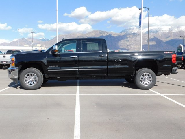 2019 Silverado 2500 Crew Cab 4x4,  Pickup #4E90168 - photo 6