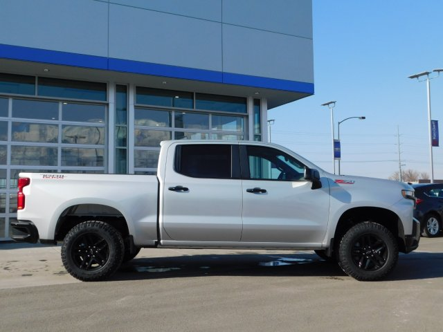 2019 Silverado 1500 Crew Cab 4x4,  Pickup #4E90176 - photo 3