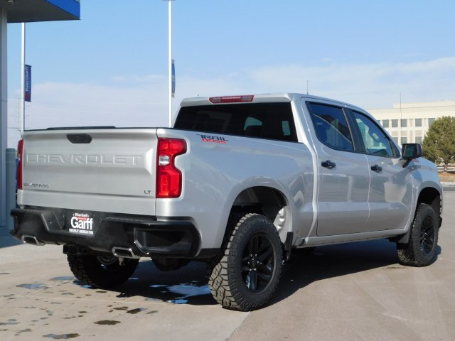 2019 Silverado 1500 Crew Cab 4x4,  Pickup #4E90176 - photo 2